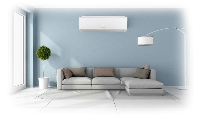 خرید کولر گازی اینورتر شارپ سرد و گرم AY-X24TCM