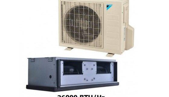 قیمت کولر گازی دایکین مدل FDMRN36AV1K